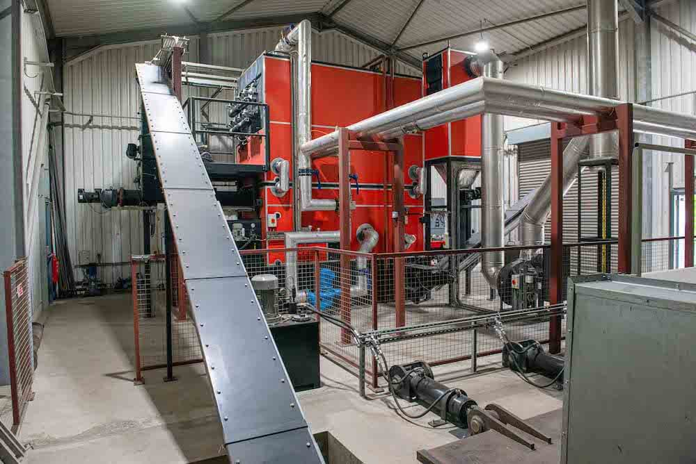 Hornsfield Biomass and PV – AD pure Co2 Used on Both Sites