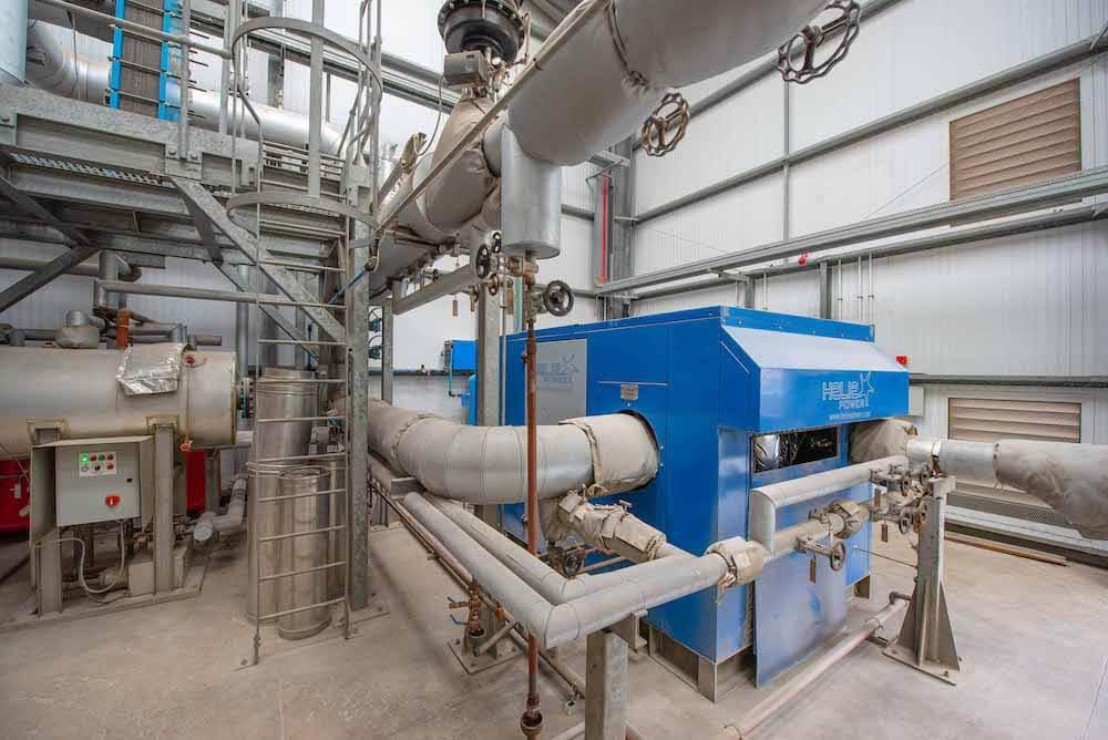 Springhill Biomass CHP